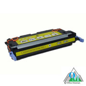 Re-manufactured Hewlett-Packard C9722A (HP 641A) Yellow Toner Cartridge