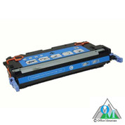 Re-manufactured Hewlett-Packard C9721A (HP 641A) Cyan Toner Cartridge