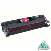 Re-manufactured Hewlett-Packard C9733A (HP 645A) Magenta Toner Cartridge
