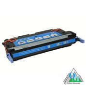 Re-manufactured Hewlett-Packard C9731A (HP 645A) Cyan Toner Cartridge