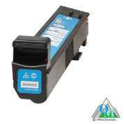 Re-manufactured Hewlett-Packard CB381A (HP 823A) Cyan Toner Cartridge