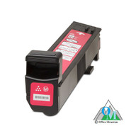 Re-manufactured Hewlett-Packard CB383A (HP 823A) Magenta Toner Cartridge