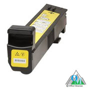 Re-manufactured Hewlett-Packard CB382A (HP 823A) Yellow Toner Cartridge