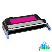 Re-manufactured Hewlett-Packard CB403A (HP 642A) Magenta Toner Cartridge