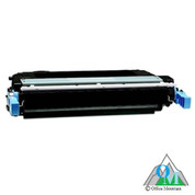 Re-manufactured Hewlett-Packard CB400A (HP 642A) Black Toner Cartridge