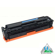 Re-manufactured Hewlett-Packard CC531A (HP 304A) Cyan Toner Cartridge