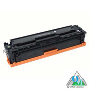 Re-manufactured Hewlett-Packard CC530A (HP 304A) Black Toner Cartridge