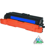 Re-manufactured Hewlett-Packard CE261A (HP 648A) Cyan Toner Cartridge