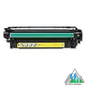 Re-manufactured Hewlett-Packard CE402A (HP 507A) Yellow Toner Cartridge