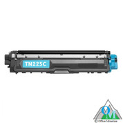 Compatible Brother TN-225 Cyan Toner Cartridge