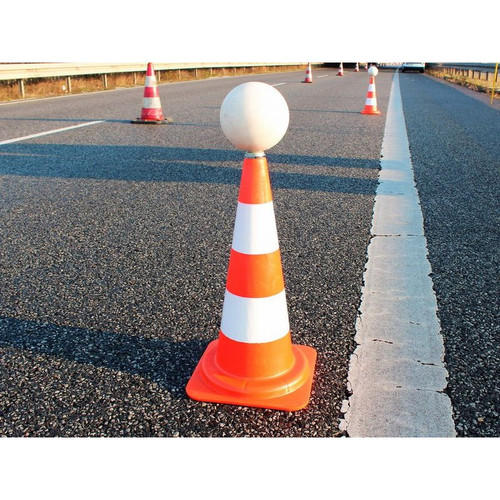 Laser Scanning Traffic Cone