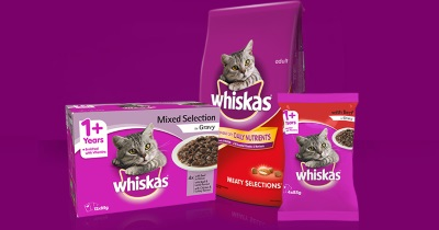 Whiskas Pet foods