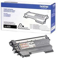 BROTHER TN-450 OEM Black Laser Toner Cartridge
