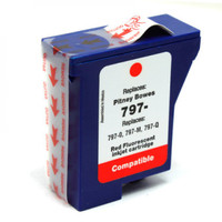 REFILL INK Pitney Bowes 797-0 Compatible Inkjet