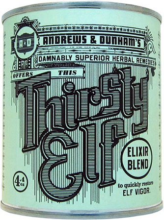 Thirsty Elf Elixir Blend