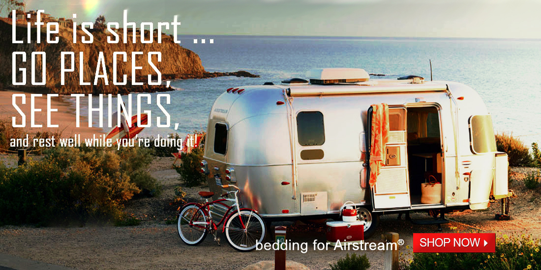 airstream bedding