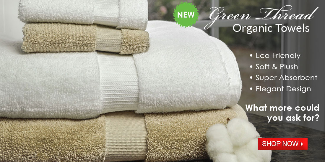 organic towels