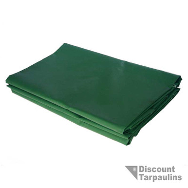 Green PVC Quality Tarp