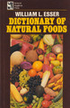 Dictionary of Natural Foods