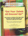 Jackie Graff's Raw Recipe Booklet - Get Your Salads All Dressed Up