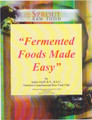 Jackie Graff's Raw Recipe Booklet - Fermented Foods Made Easy