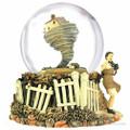 Tornado The Wizard of Oz Snow Globe