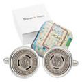 Chicago 'El' Token Cufflinks