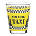 New York City Taxi Cab Shot Glass