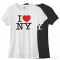 Fitted I Love NY Tees