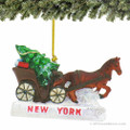 Central Park Christmas Ornament from New York City