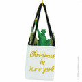 NYC Landmarks Christmas ornament