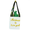 New York Shopping Bag Ornament
