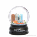 San Francisco Snow Globe Skyline