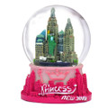 New York Princess Snow Globe