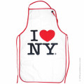 I Love NY apron.  I  Love NY apron souvenir from New York City.
