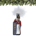 Radio City Christmas Spectacular Soldier Christmas Ornaments Glass