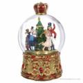 Nutcracker Suite Musical Holiday Christmas Snow Globe