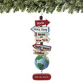 See the World Christmas Ornaments