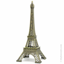 10 Inch Eiffel Tower Replica from Paris