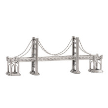 Golden Gate Bridge statue model