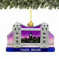 Tower Bridge, London Ornament - Glass