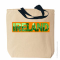 Ireland Canvas Tote Bag