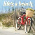 2017 Life's A Beach Calendar, Wall Calendar