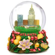 Atlanta Musical Snow Globe