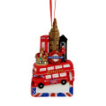 London Landmarks Ornament for Personalization