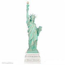 9-Foot Statue of Liberty Statue