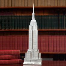 15 Inch Authentic Empire State Building Statue Replica Executive Souvenir