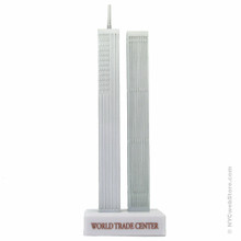 15-Inch World Trade Center Statue