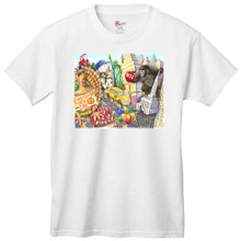 Thanksgiving t-shirt from new york city Macy's Parade