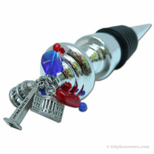 DC Wine Bottle Stopper